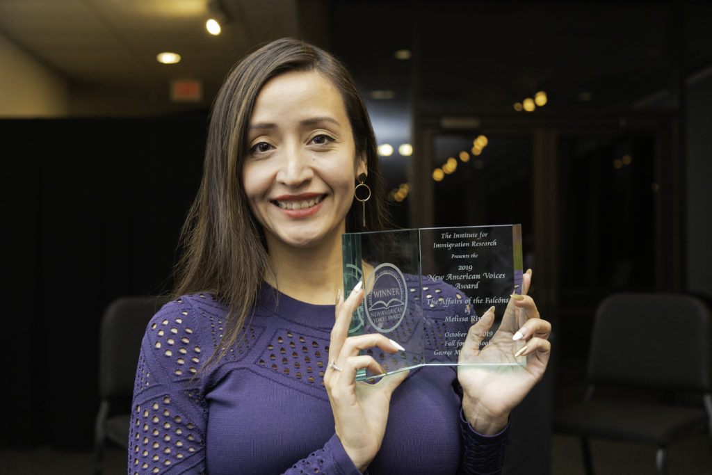 Melissa Rivero Wins New American Voices Award 2019