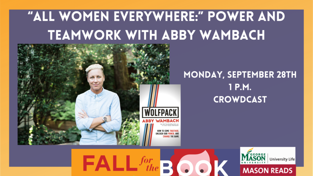 Abby Wambach Event Graphic