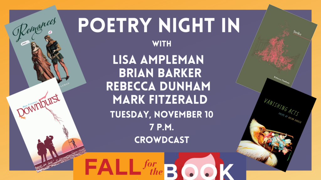 Poetry Night In Image