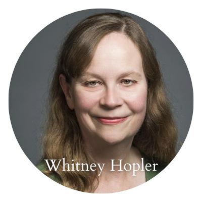 Whitney Hopler