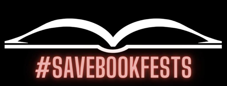 #SaveBookFests