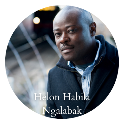 Helon Habila Ngalabak