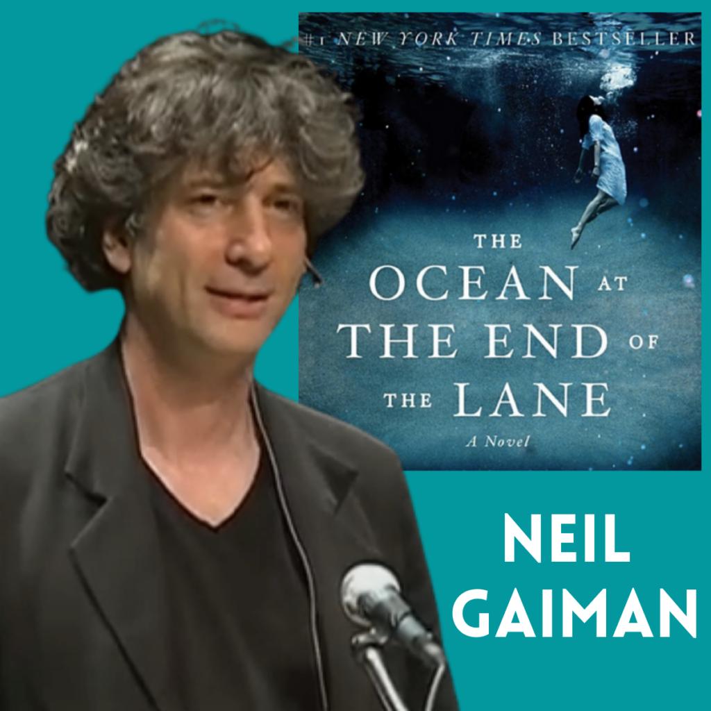 C-Span - Neil Gaiman