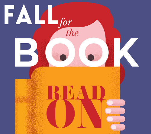 Fall for the Book ~ Read On