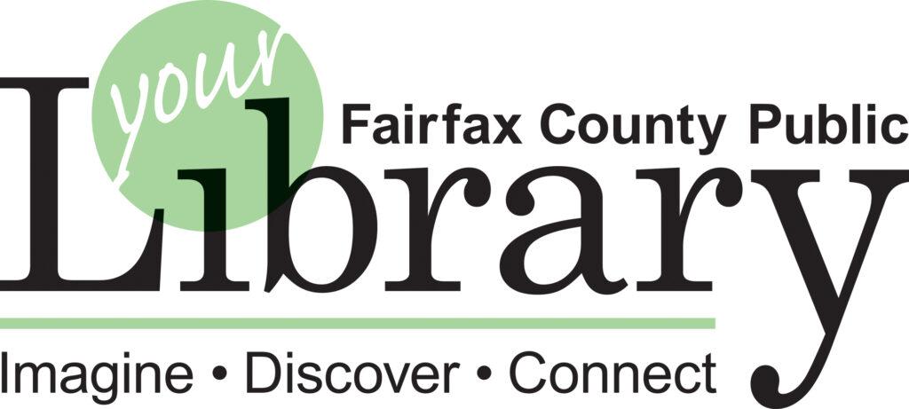Fairfax County Public Library logo