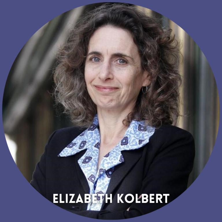 Elizabeth Kolbert
