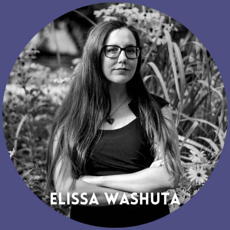 Elissa Washuta author photo