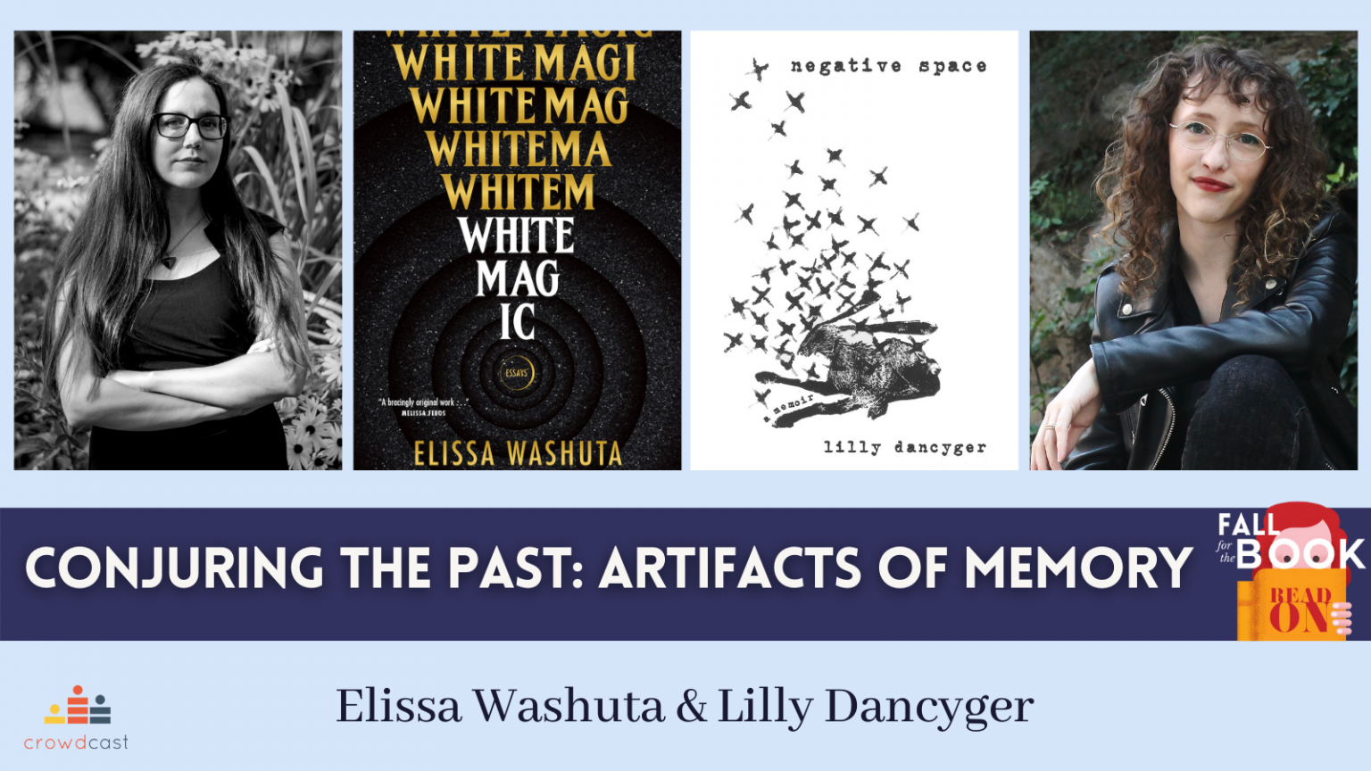 Conjuring the Past: Artifacts of Memory graphic