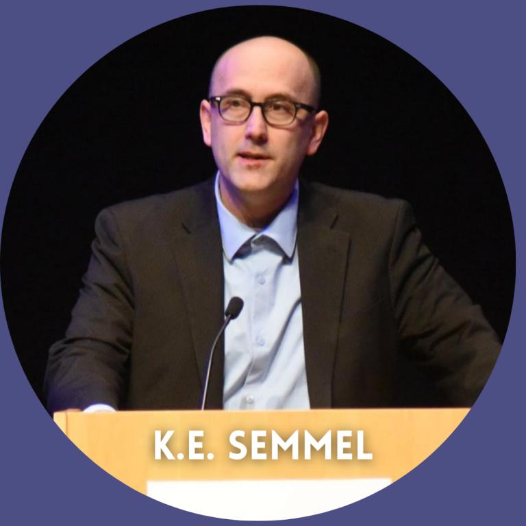 KE Semmel author photo
