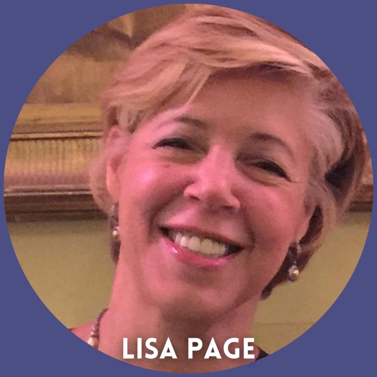 Lisa Page author photo