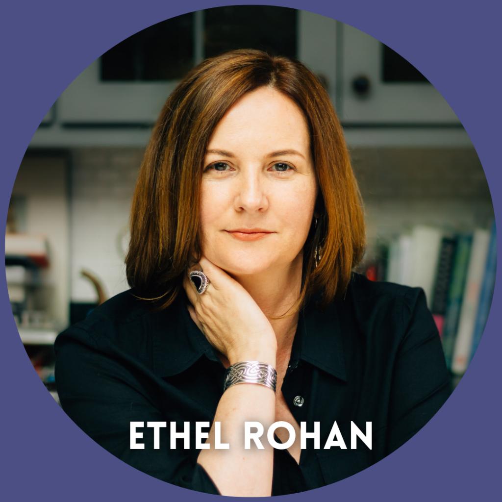 Ethel Rohan author photo