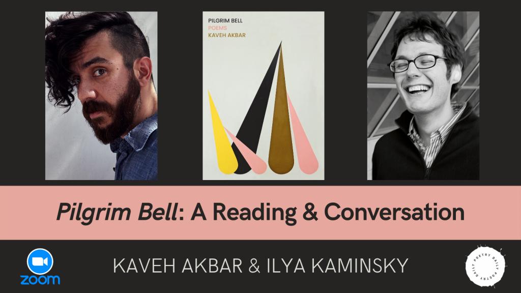 Poetry Daily Kaveh and Ilya