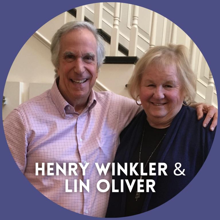 Henry Winkler Lin Oliver photos